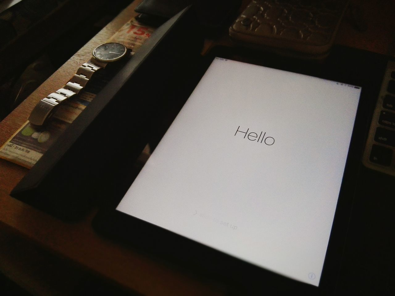 Hi​ ios9​ Honor6Plus IOS9 Ipad