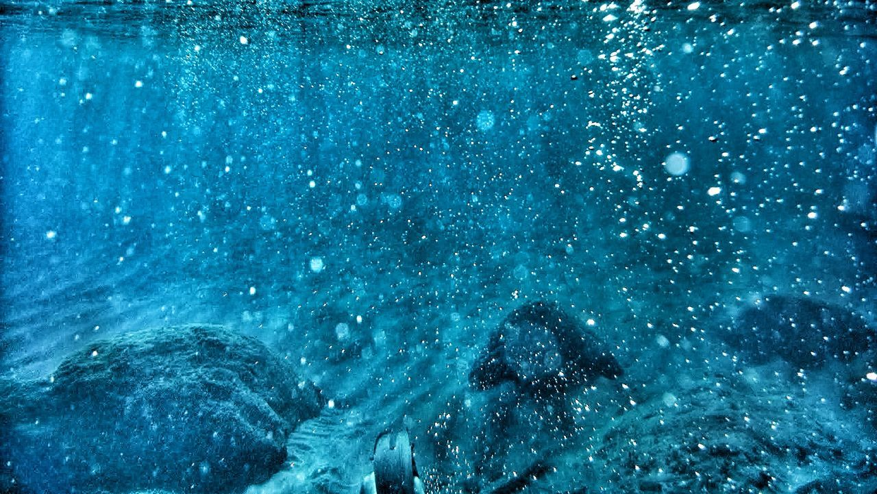 Beautiful stock photos of bubbles, Beauty In Nature, Blue, Bubble, Motion