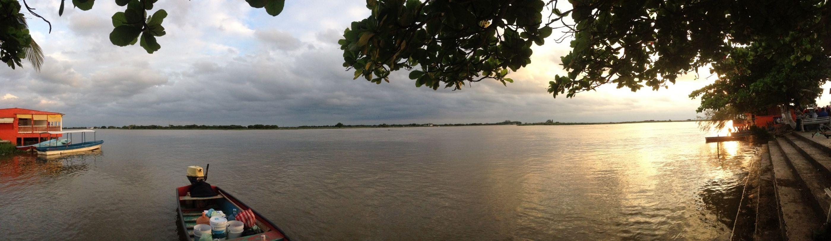 River Traveling Relaxing Veracruz