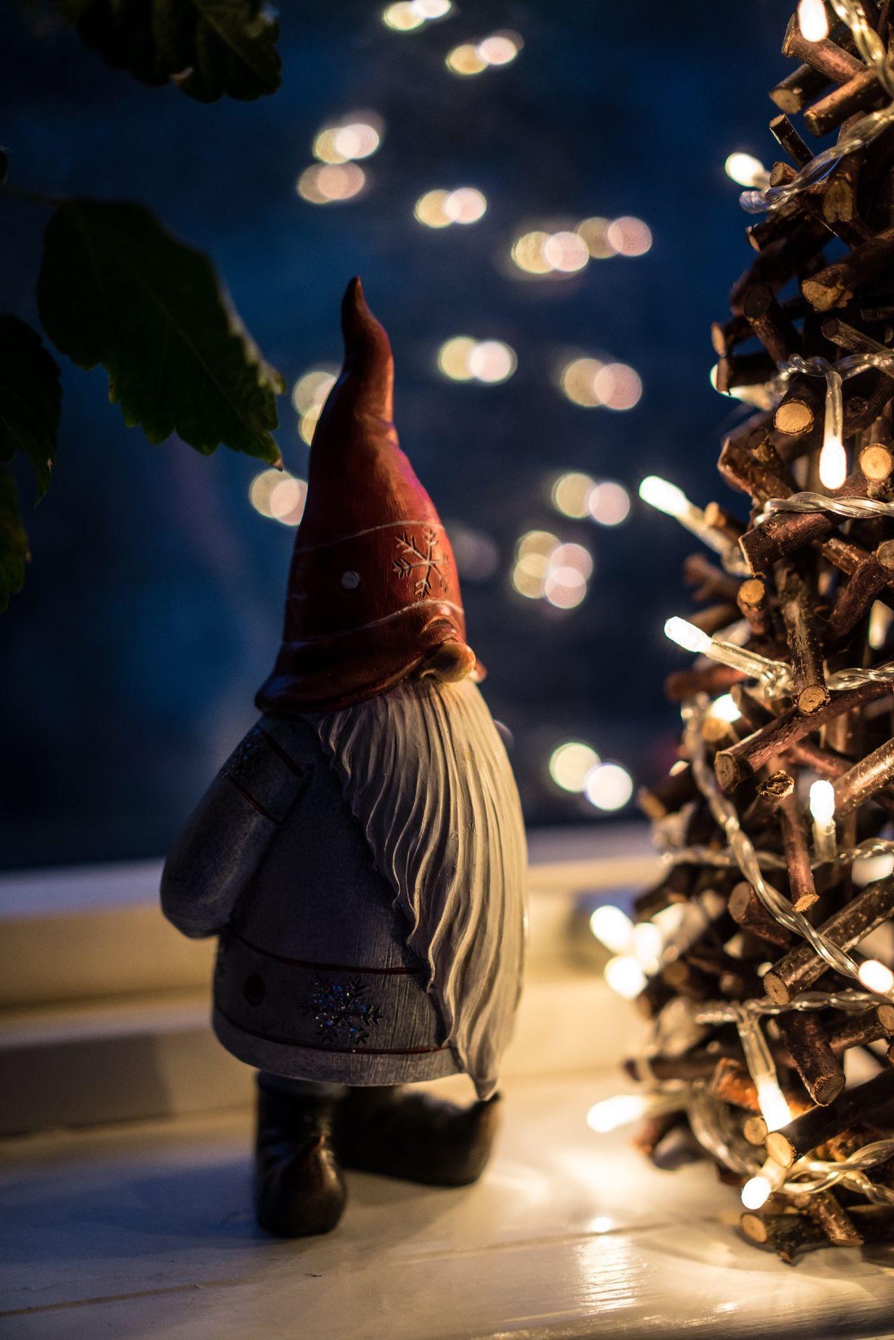 Beautiful stock photos of christmas tree, Christmas, Christmas Tree, Decoration, Garden Gnome