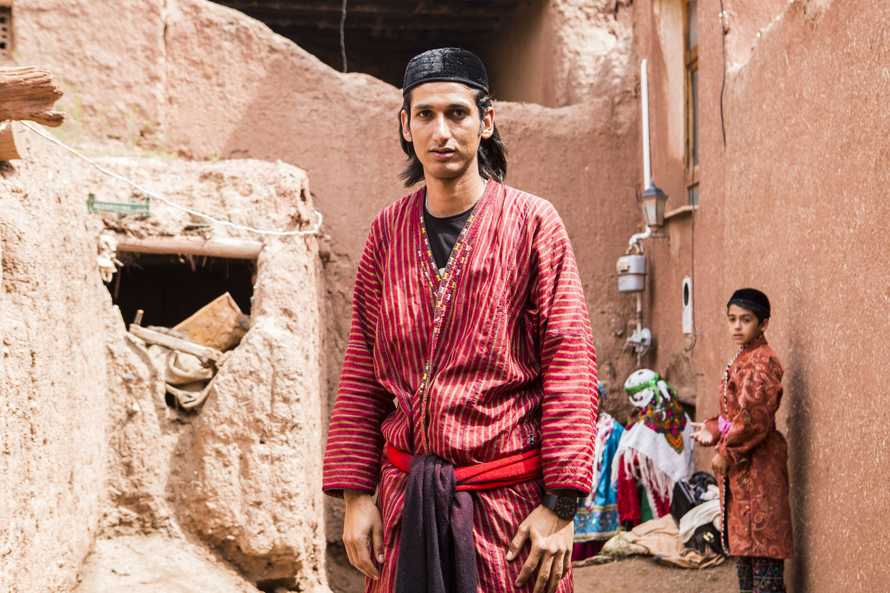 He is Qasem, he play Drums, and renting dress in Abyaneh for visitors or traveler. he was so fun person. Abyaneh Clothes Dress Iran Iranian Iranian People Men Outdoors People Portrait The Great Outdoors - 2017 EyeEm Awards The Photojournalist - 2017 EyeEm Awards The Portraitist - 2017 EyeEm Awards Traditional Clothing Traditional Costume BYOPaper! Live For The Story Place Of Heart
