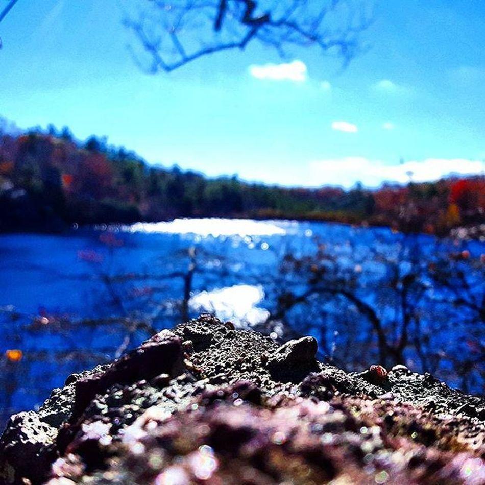 Lake for days Kelleymediaproductions Art Nature Naturephotography Hiking Hikingphotography Lake Trees Rock Color Colorphotography Photography Photographersofinstagram Stayrad