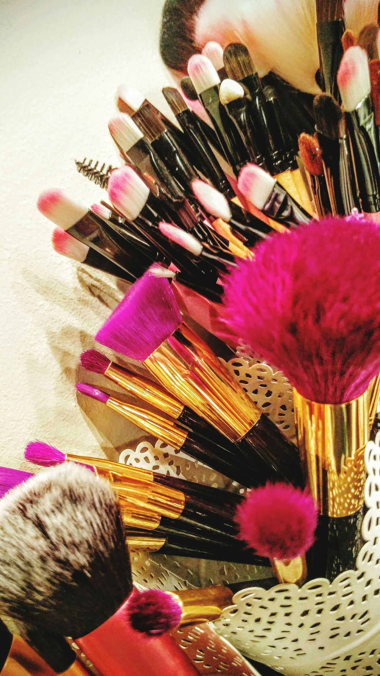 My Cute Brushes ❤ Makeuptool Iloveit Oneplus2photographie Oh Yeeeaaa ! Makeupaddict