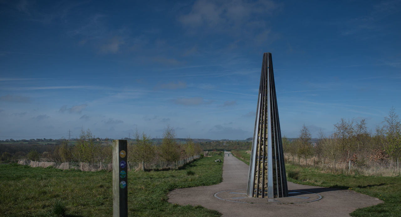 Frickely Country Park - Regenerated site of former mine Country Countryside Empty Frickley Horizon Over Land Idyllic Landscape Memorial Memorial Park Mine No People Non-urban Scene Outdoors Scenics Tranquil Scene