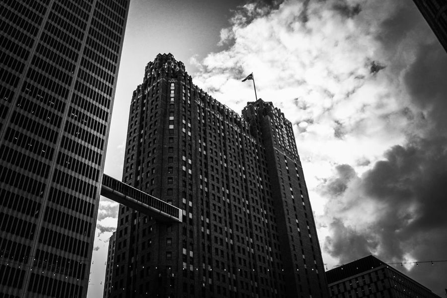 EyeEm Selects Architecture Building Exterior Skyscraper Low Angle View Built Structure Tall - High City Sky Day Cloud - Sky Outdoors Tower Modern Travel Destinations No People