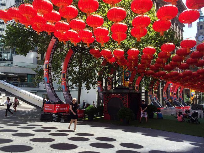 Chinese New Year Lantern | Polka Dots  | Everybodystreet