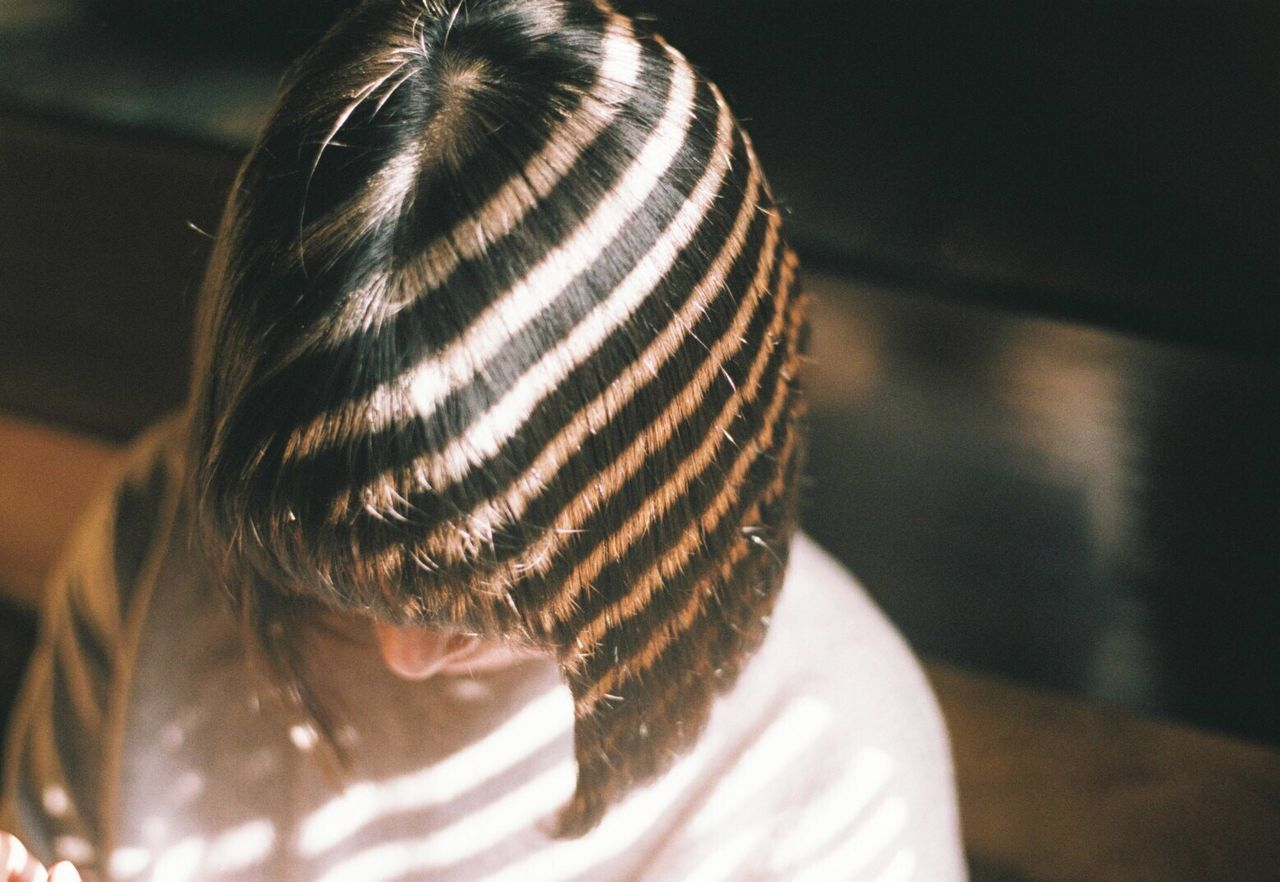 Beautiful stock photos of teenager, Youth Culture, close-up, dyed Hair, fashion