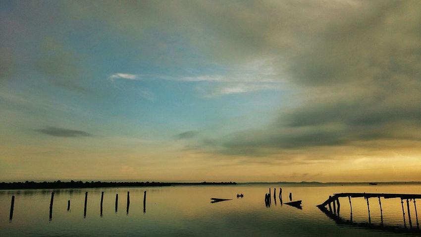 A Beautiful Morning Eyeem Aceh Sunrise Sunrise_sunsets_aroundworld Landscape Landscape_photography EyeEm Best Shots - Landscape