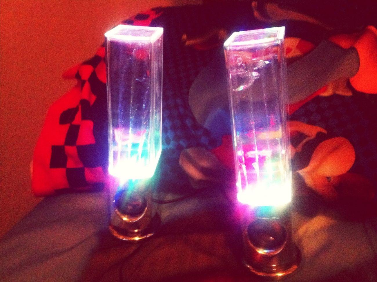 I like my speakers (: