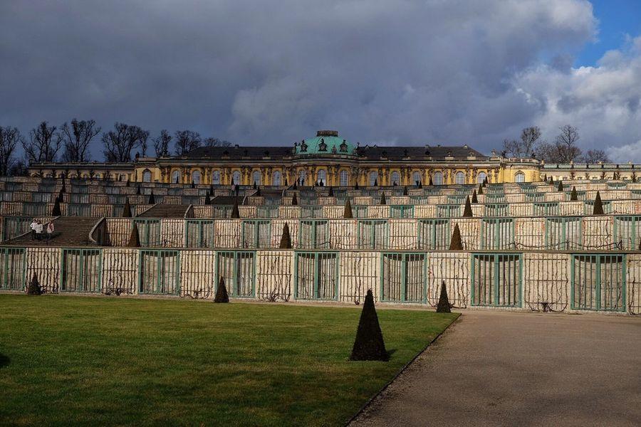 Here Comes The Sun Potsdam Park Sanssouci Architecture Taking Photos Traveling Potsdam Sunny☀ Architecturephotography