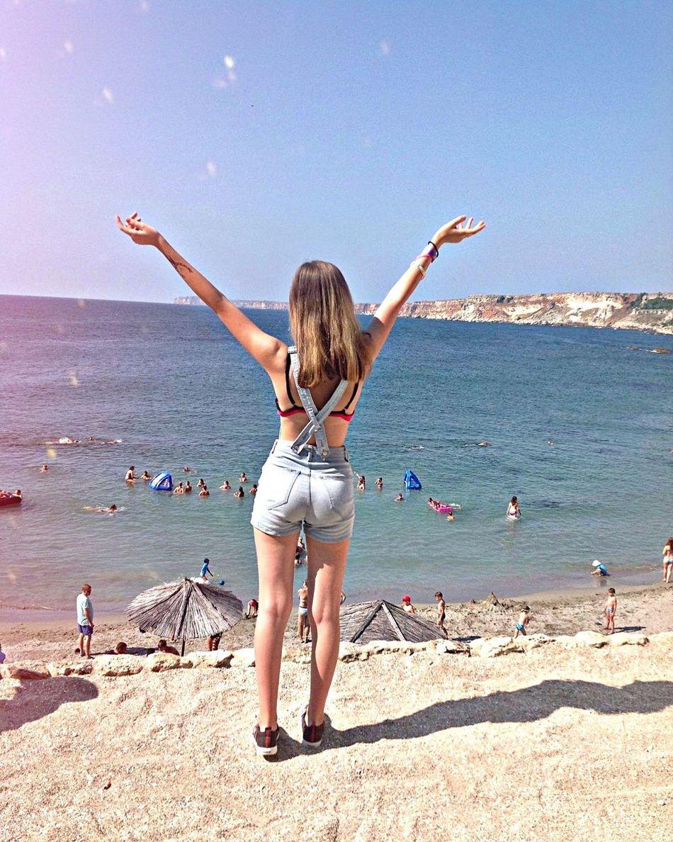 лето болгария хочуобратно хочу обратно вернителето! солнце тепло Море СЧАСТЬЕ лагерь