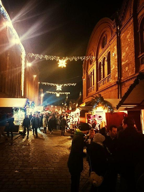 Festive Season Xmas Market