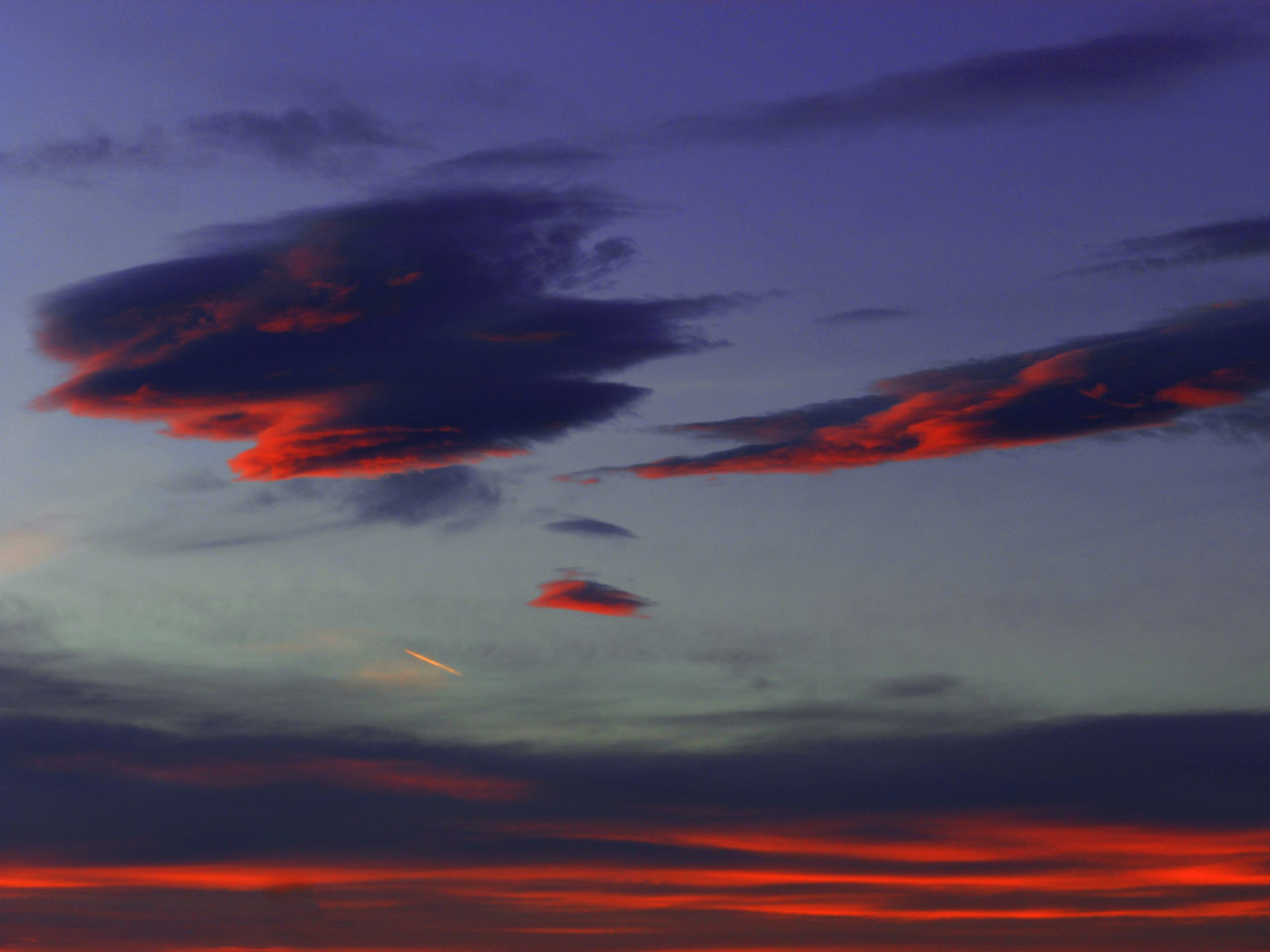 Red Nature First Eyeem Photo Sun Sunset Sundown