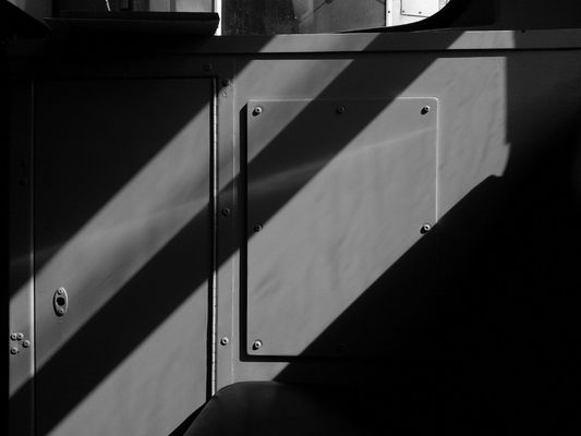 shadow at Granville Station (Plaforms 1 & 2) by joeca