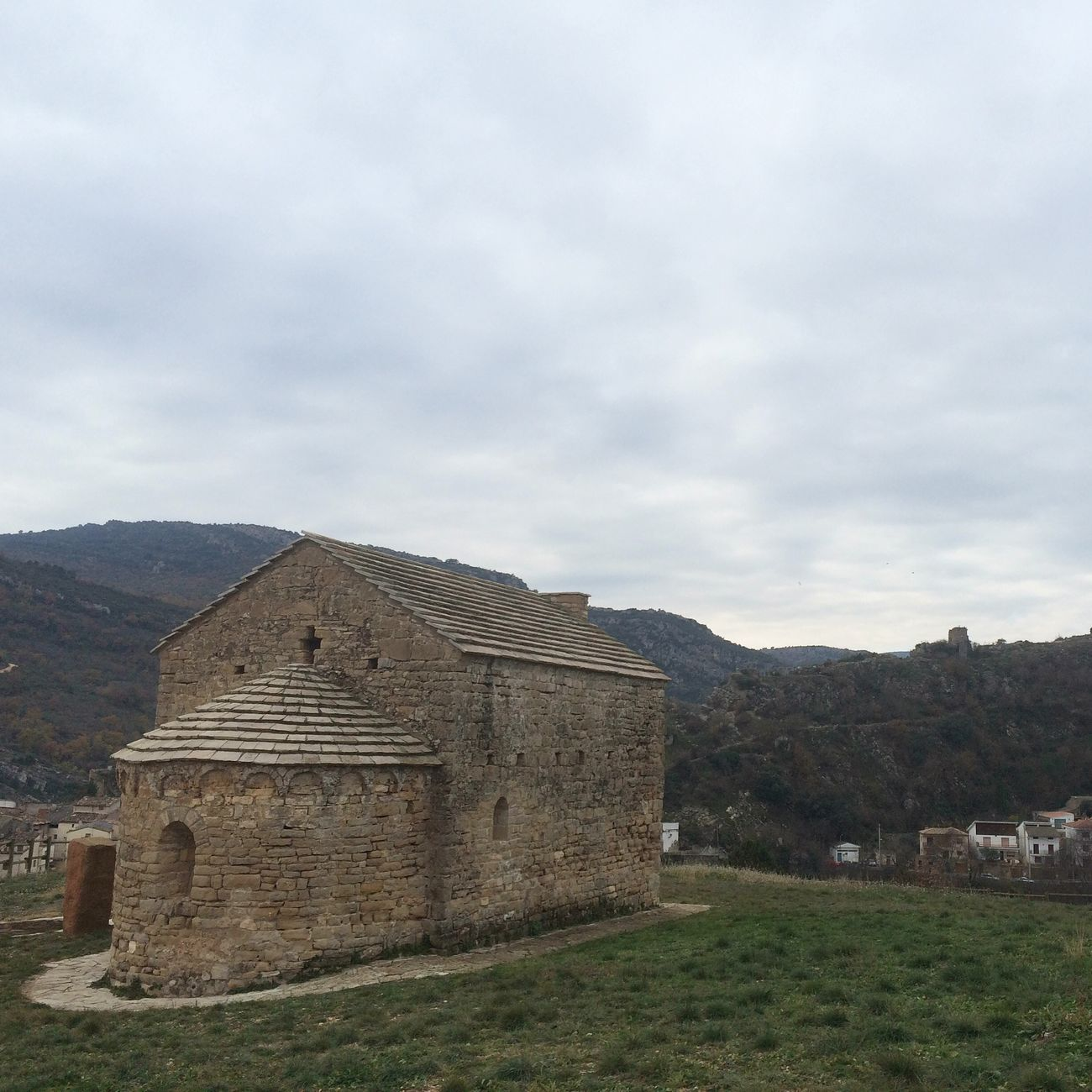 Nature Catalunyalove El Moli De Alos Arquitecture