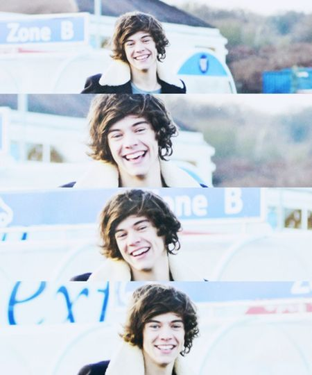 Awww like hes soo adorable Cute Harry Styles I Love Him So Much  Harry Styles <3
