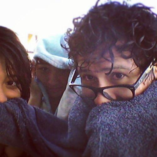 Con ellos :3 NAXO Alexia YOXD
