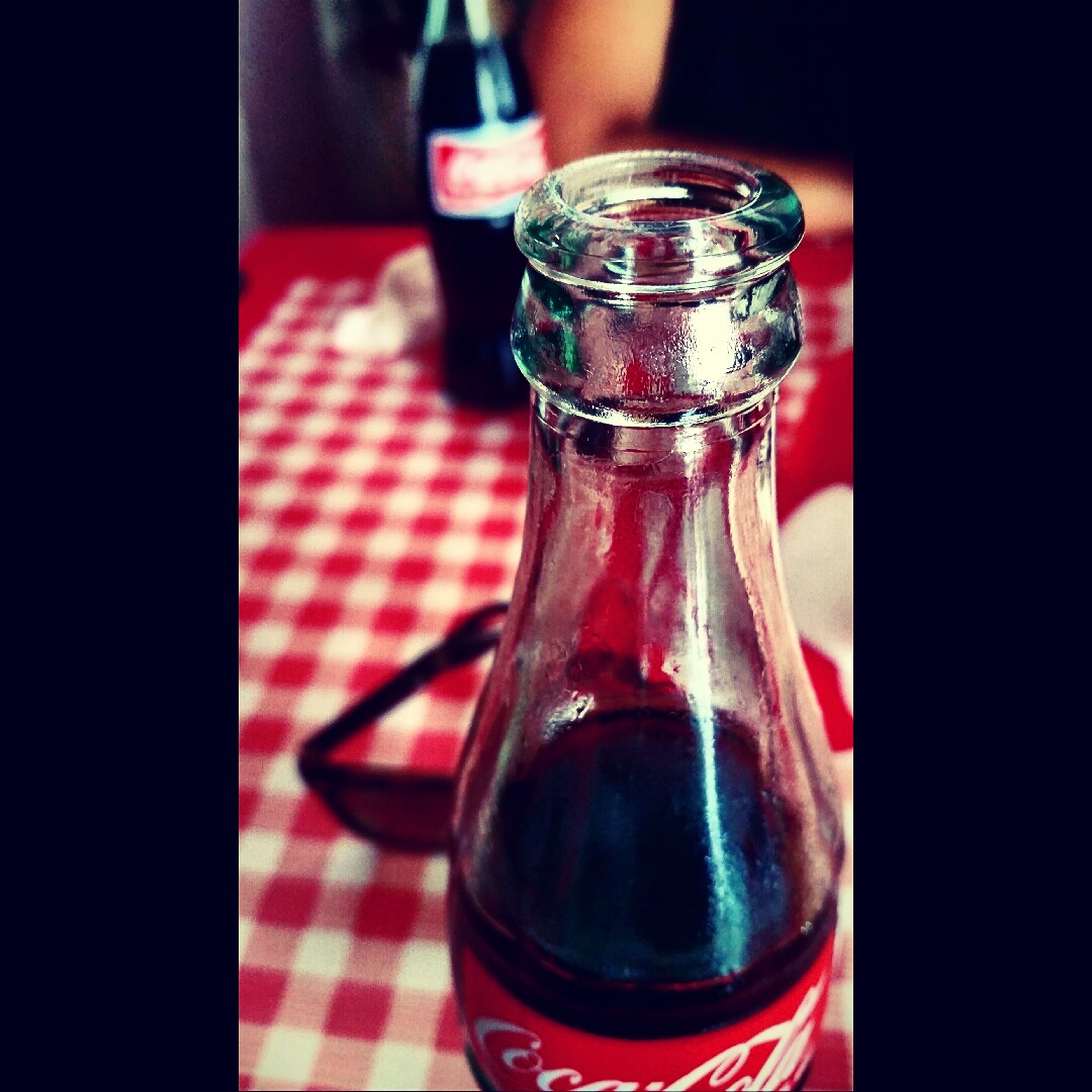 indoors, drink, food and drink, refreshment, drinking glass, table, glass - material, still life, close-up, freshness, glass, red, transparent, wineglass, alcohol, focus on foreground, wine, bottle, drinking straw, beverage