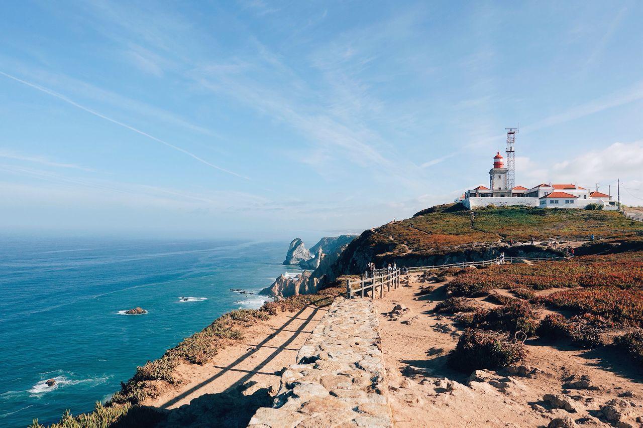 Beautiful stock photos of landscape, sea, sky, horizon over water, outdoors