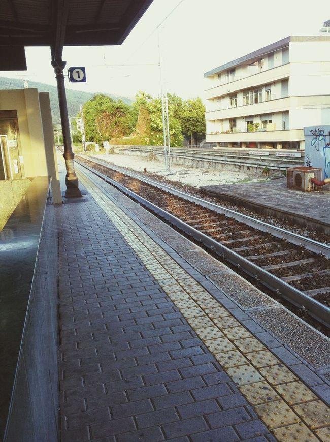 "Train Cancelled -.-"""