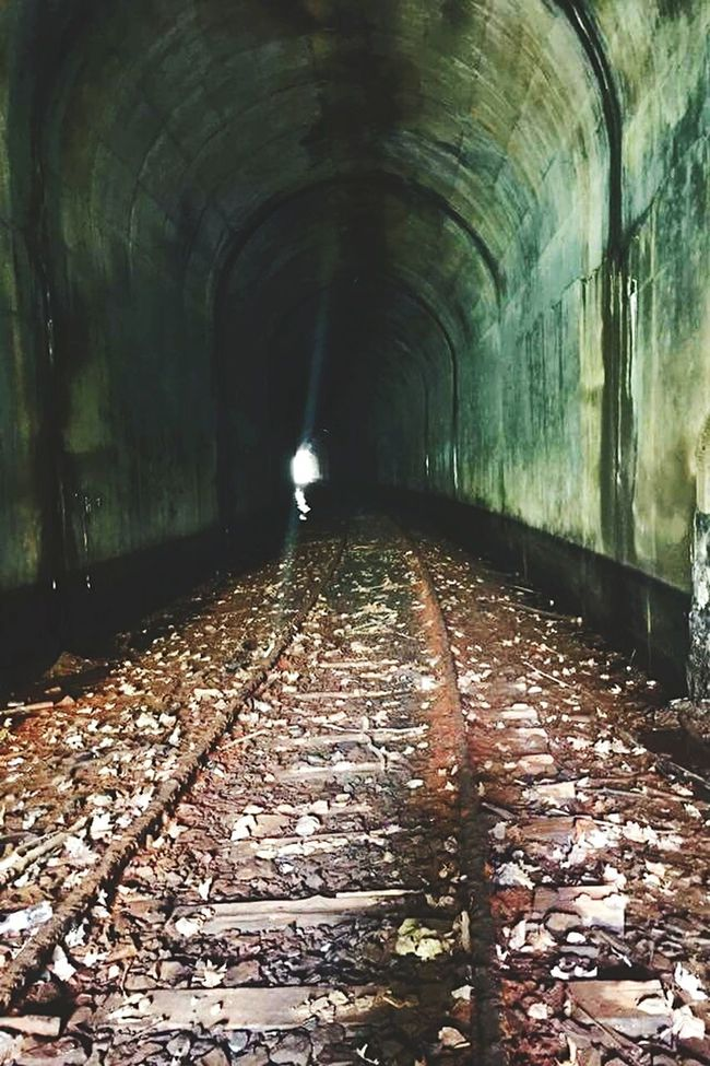 Railroad Photography Railroad Tracks Vintage Railroad Tunnel newly dug out and reopened Railroad Love Railroad Old Railway Old Railway Line Rust Lust Rusty Tracks Rusty Things Rusty Goodness Things I Love Check This Out Hanging Out Taking Photos on a hike Enjoying Life The Great Outdoors – 2016 EyeEm Awards