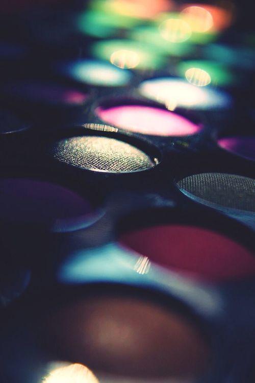 Makeup Colors Macro_collection Canon EOS Rebel T3