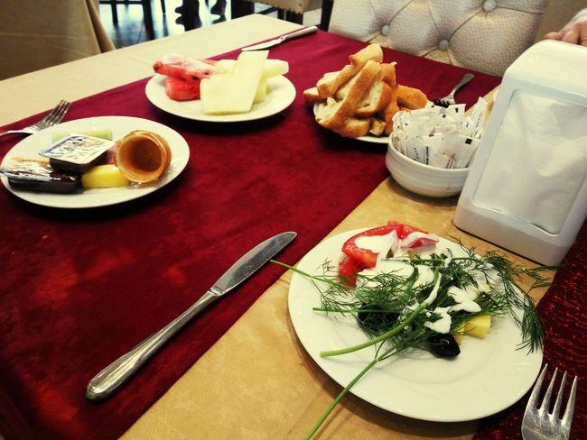 Restaurant, Antalya Restaurant Relaxing Antalya Turkey Eat Table Inside Plate Green Salad