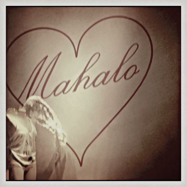 Mahalo