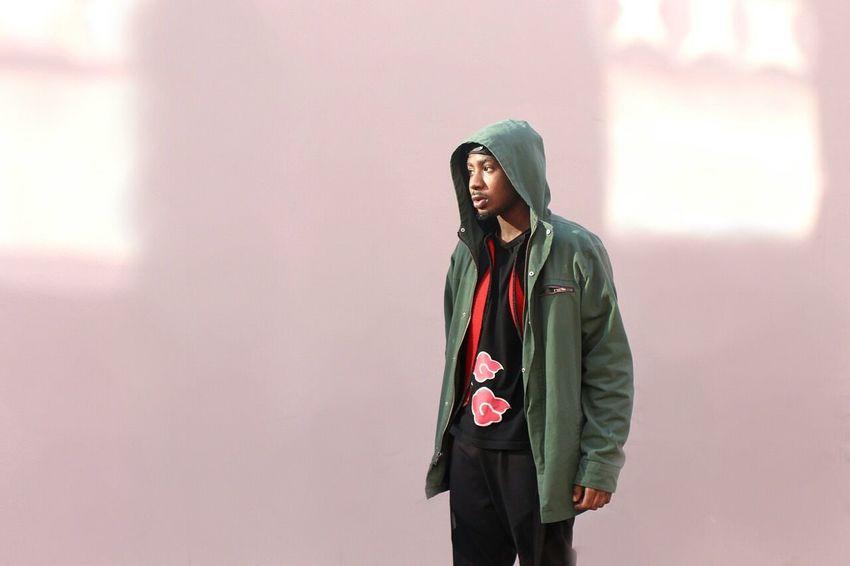 Naruto Shinobi Ninja Rebel Dystopian Streetwear Model View Fashion Urban Lifestyle Streetphotography