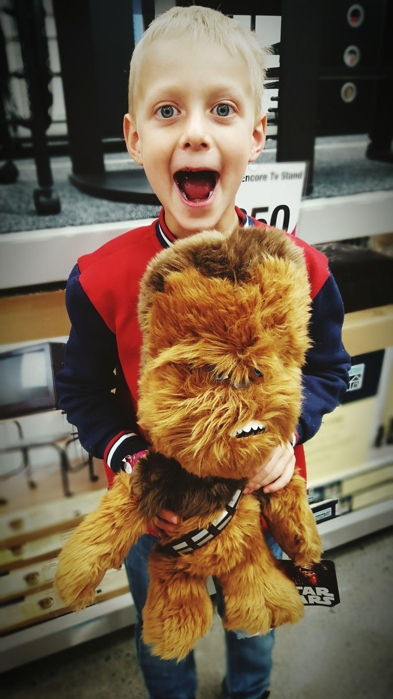 Shopping Chewbacca Starwars