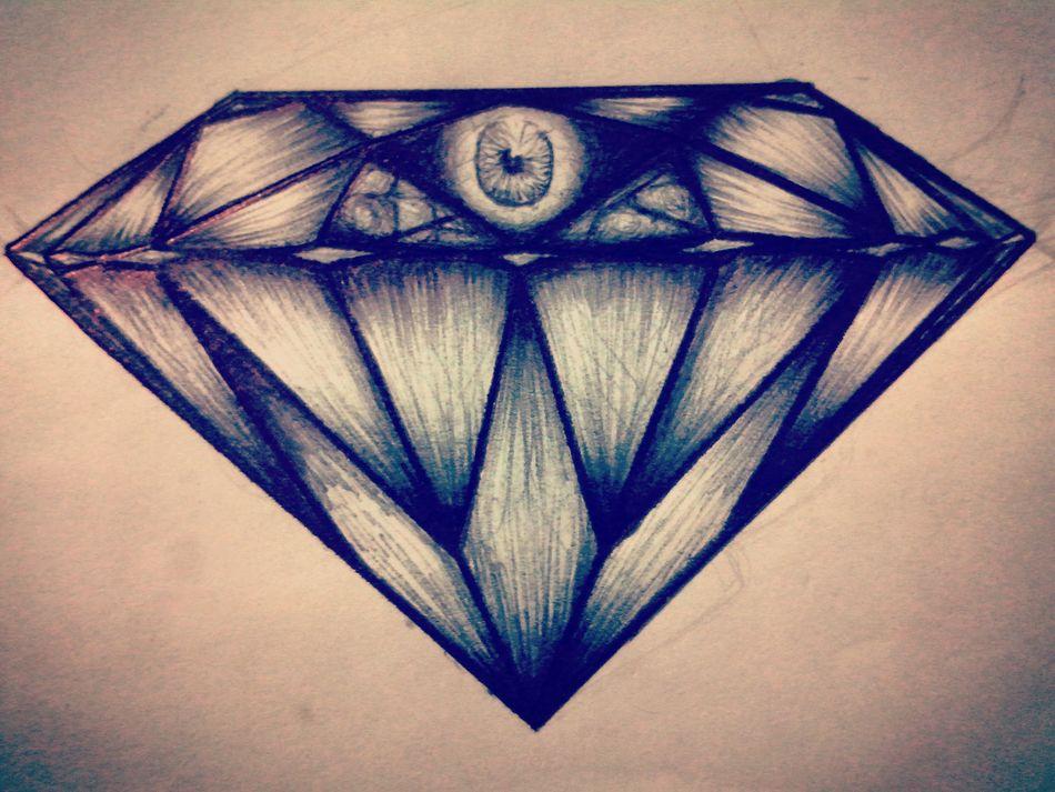 ArtWork Pen Penwork Eye Eyeshadow Diamond Art Art, Drawing, Creativity Draw Drawingtime Drawing Relaxing Imagination Creative Eye