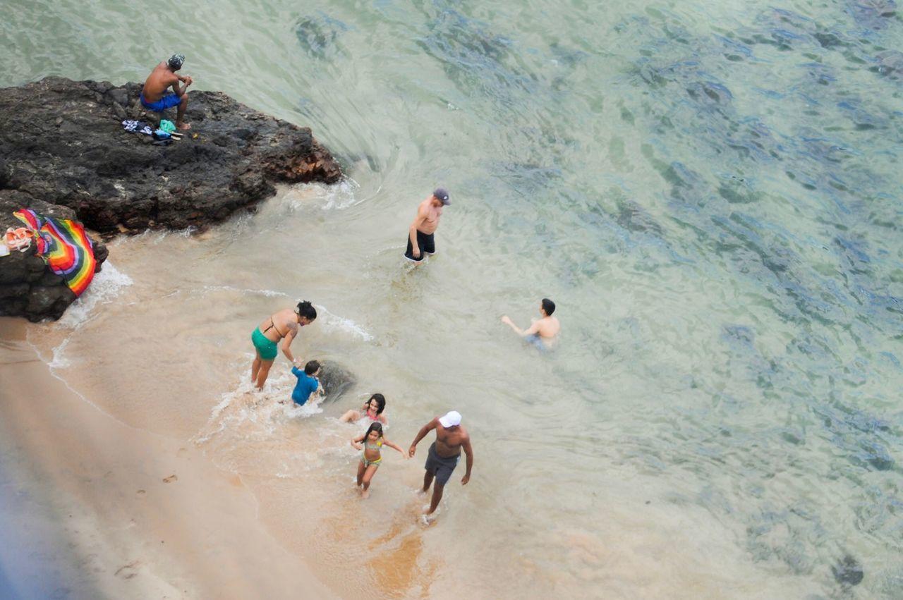 Verão na Bahia Salvador Bahia Brasil ♥ Brazil Salvador Salvador De Bahia Summer Summertime Verão☀️ VERANO♥ Été Summer Views BaiaDeTodosOsSantos Beachlovers Beachphotography