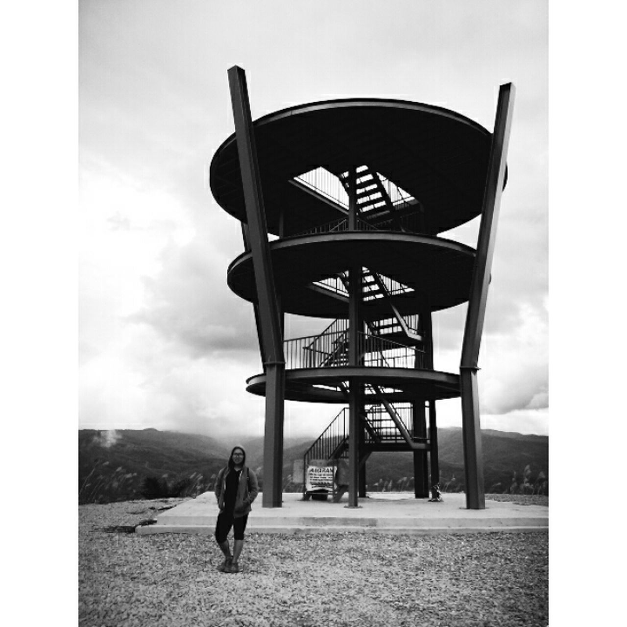 Tambunan Viewpoint , most popular place in Tambunan , Sabah,Malaysia