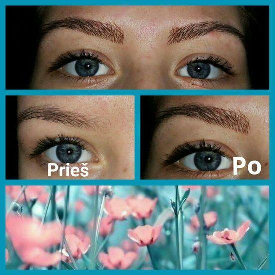 Love My Job <3 Eyebrows Extensions Lithuania Klaipeda Love My Job