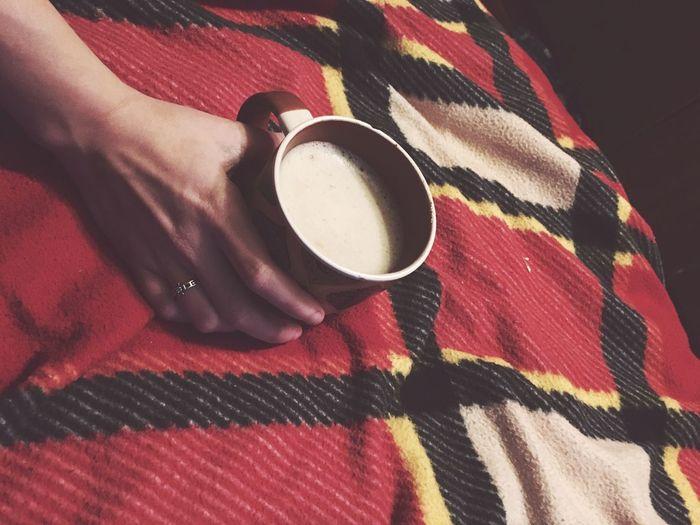 Cappuccino Arm Fingers