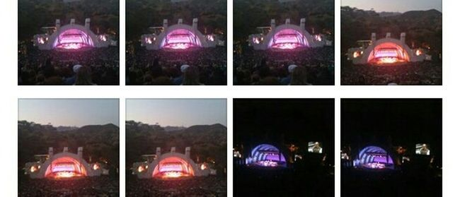 Hollywood Bowl Los Ángeles