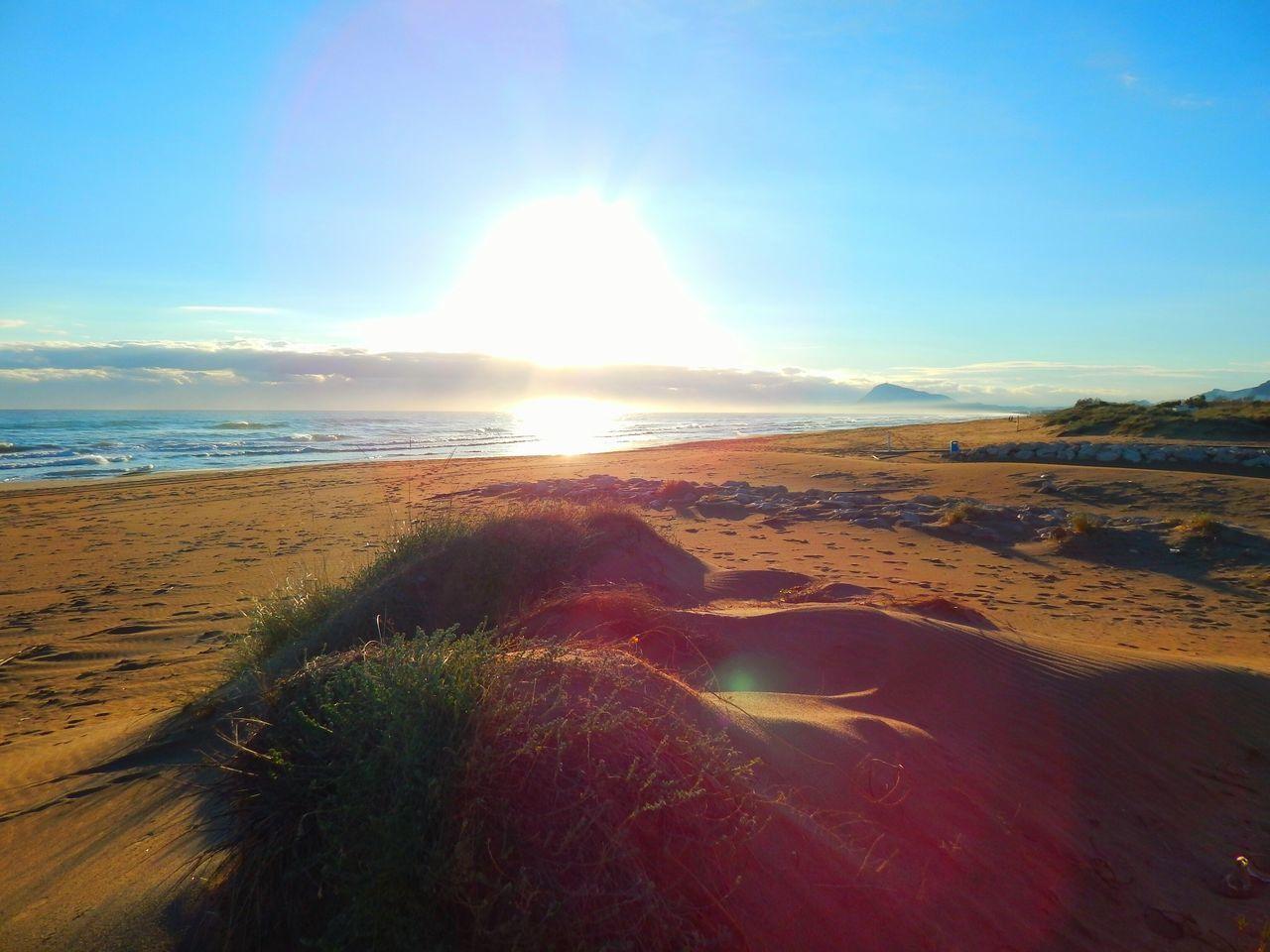 Sunporn This Morning Amazing Day Awakening Waves Beach Life On The Dunes Life Is Beautiful Sunrise