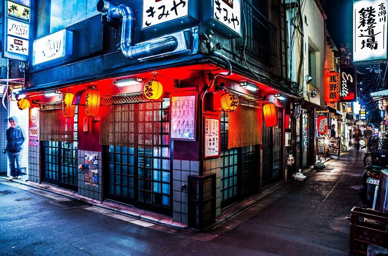 Corner shop Japan Taking Photos Japan Streetphotography