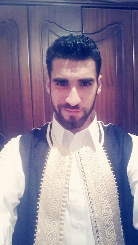the Traditional Libyan Wear Me