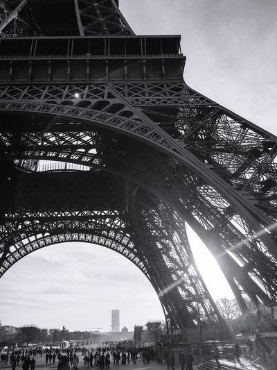 Paris en Décembre 2015 matinal ensoleillé First Eyeem Photo