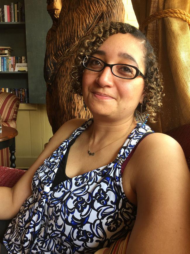 IPhoneography Portrait Of A Woman Portrait
