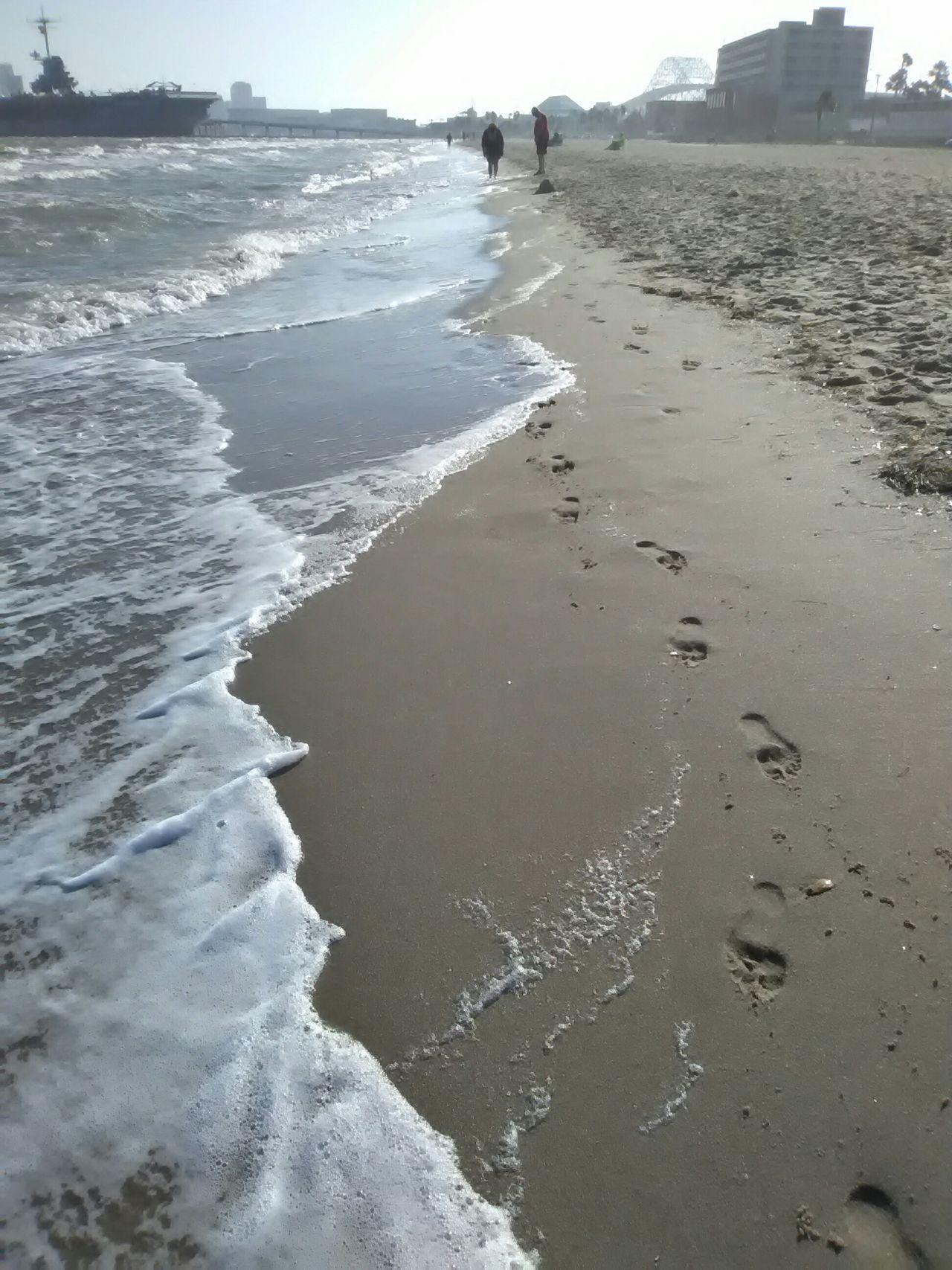 Home Sweet Home Beach Sea Sand Wave Outdoors Nature Enjoying The Moment