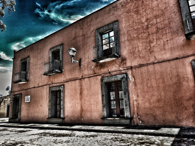 Old Buildings Building Exterior Built Structure Architecture Window Low Angle View Door House Residential Structure Sky Damaged Outdoors Weathered Façade Obsolete Exterior Day Discarded No People Worn Out Cloud - Sky Filmphotography Talking Photo EyeEm Best Shots Wall
