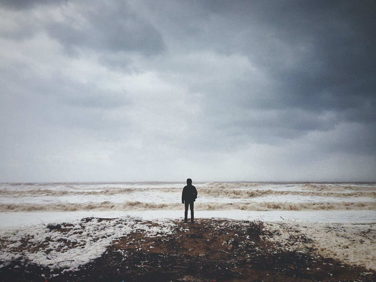 Beautiful stock photos of freedom, Beach, Beauty In Nature, Cloudy, Dusk