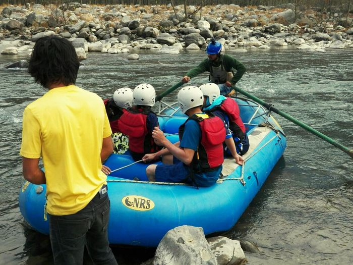 Outdoors Adventure Togetherness Friends Holiday - Event Rafting Sportsman Nature Riverside Photography River Adventures