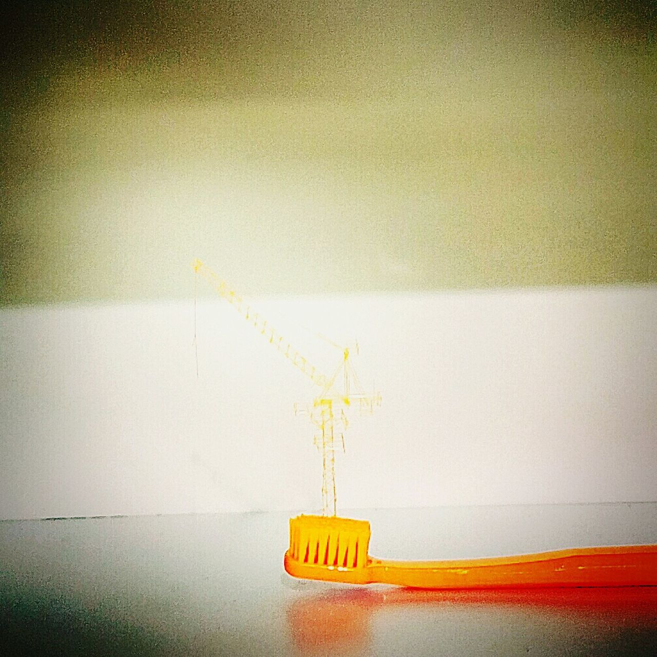 color Calaful Toothbrush Japan kyoto art center toothbrush bristles makes crane Funnysummer Art