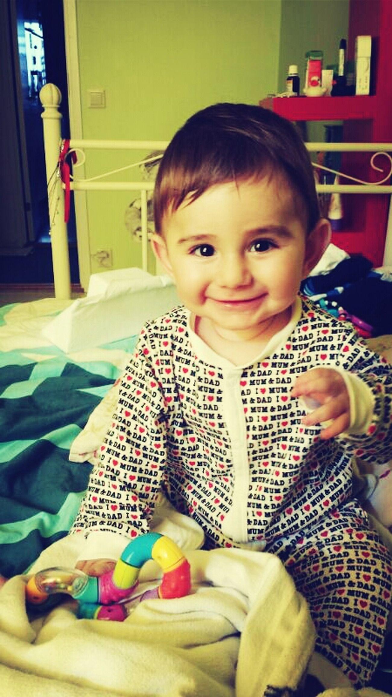 Halasının aşkııı Baby Smile Cute Sweet