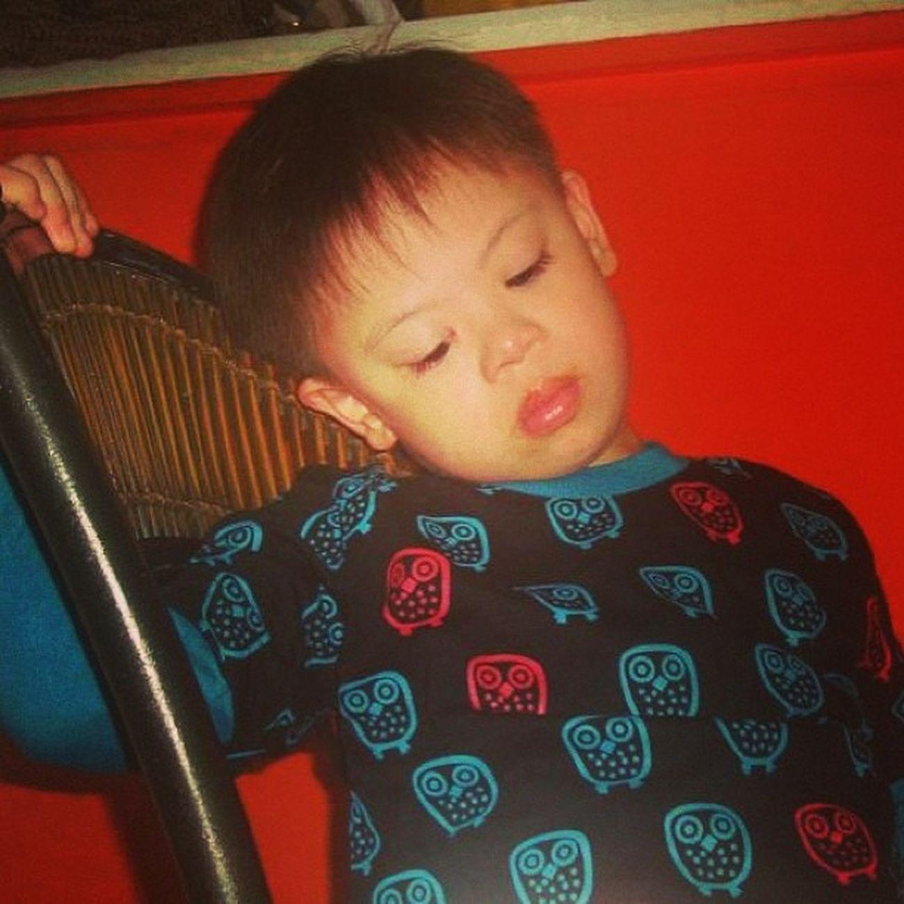 I miss bullying this litol boy. :( Homesick  Nephewlove