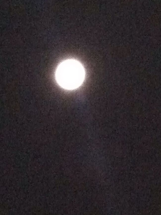 Nothing But A Good Full Moon Again :)