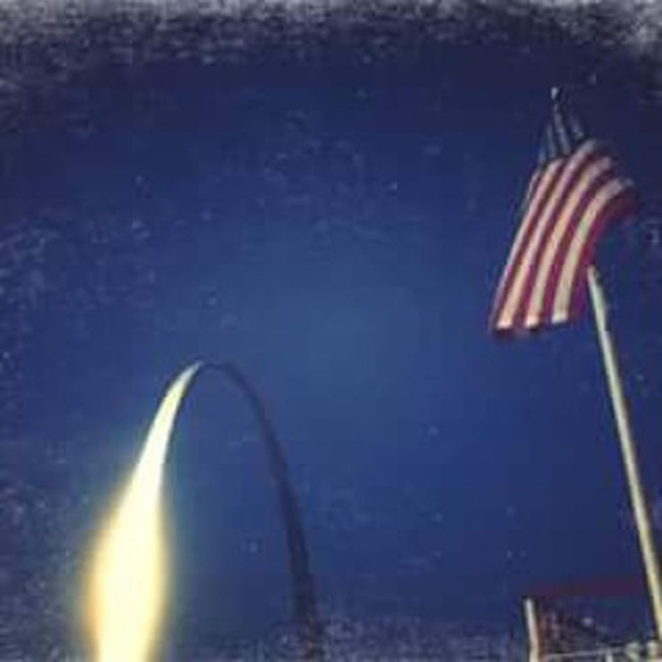 Stlouisarch Stlouis Arch Missouri Missery America American Flag Americanflag Photo Photoedit Perfectlighting Reflection Awesomeness Pride AmericanPride Boat Mississippiriver Boattour Sky Followforfollow Likeforlike Stlouisgram